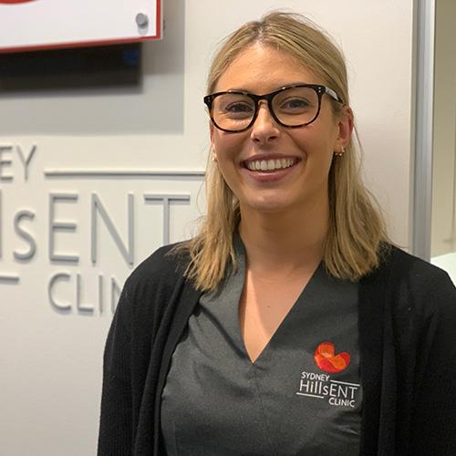Jordan | Sydney Hills ENT Clinic