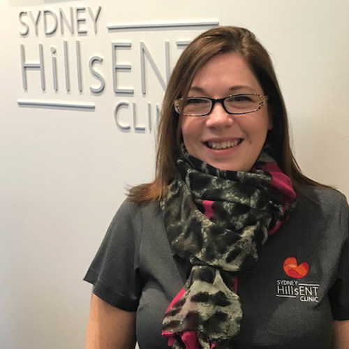 Lyndie | Sydney Hills ENT Clinic